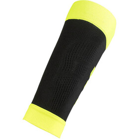 UYN Fly Protège-mollets Homme, black/yellow fluo